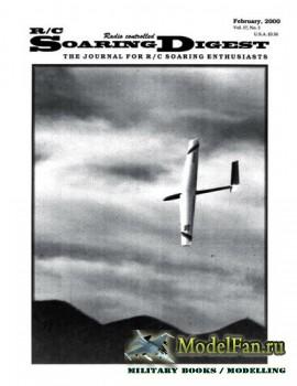 Radio Controlled Soaring Digest Vol.17 No.2 (February 2000)