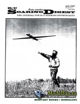 Radio Controlled Soaring Digest Vol.17 No.4 (April 2000)