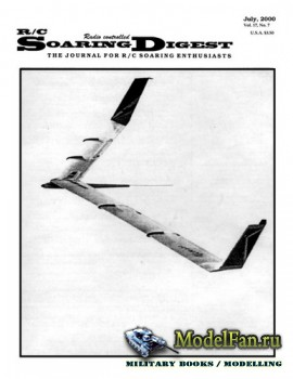 Radio Controlled Soaring Digest Vol.17 No.7 (July 2000)