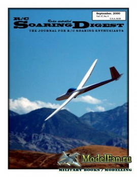 Radio Controlled Soaring Digest Vol.17 No.9 (September 2000)