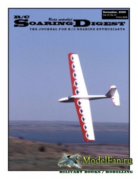 Radio Controlled Soaring Digest Vol.17 No.11 (November 2000)