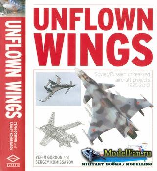 Unflown Wings (Yefim Gordon, Sergey Komissarov)