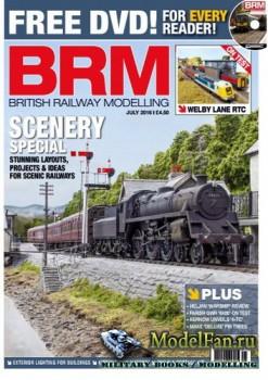 British Railway Modelling (July 2016)
