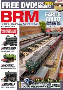 British Railway Modelling (August 2016)